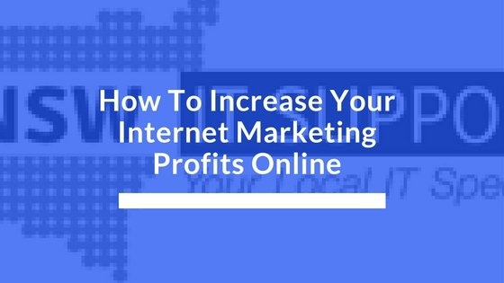 Internet Marketing Profits